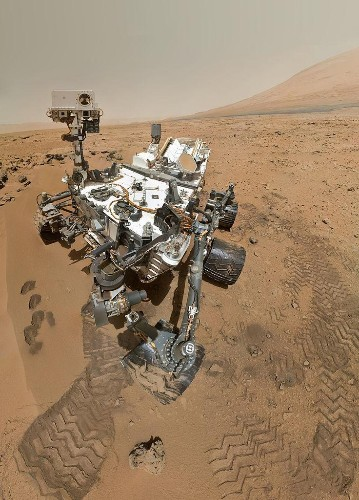 A Sarcastic Mars Rover Shows Us Why Space Robots Are Important