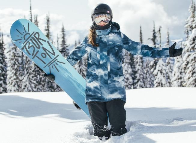 How Kelly Clark, Devin Logan Snowboard And Ski By The Golden Rule