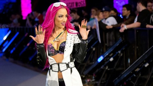 Sasha Banks Return Rumors Heat Up As Tensions With WWE Seem To Cool Down