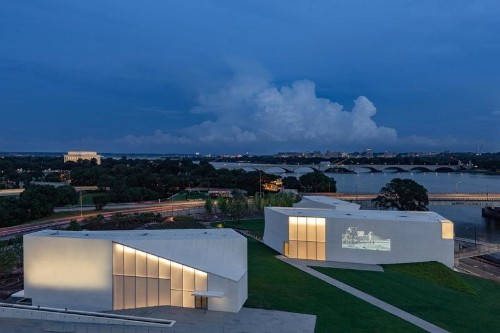 Kennedy Center Opens New Performing Arts Wing In Washington, D.C.