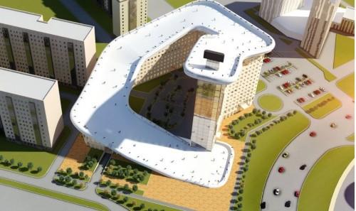 Slip Slidin' Away Architecture: Ramps, Slopes and Slides