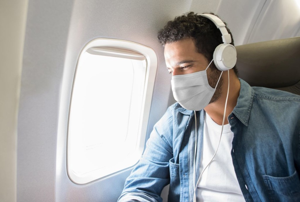 Another Study Finds Covid-19 Can Spread On Long Airline Flights