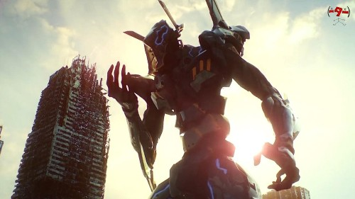 'Evangelion' Inspired Animation Short Looks Simply Astounding