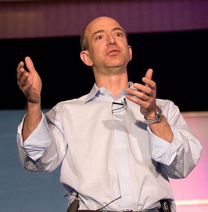 Jeff Bezos Loses $2.8 Billion In A Day