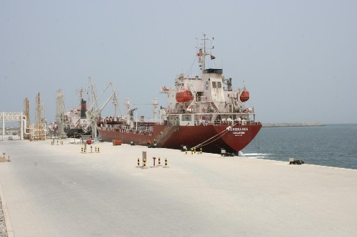 UAE's Oil Storage Hub Of Fujairah Taking On Established Ports