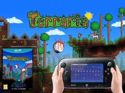 'Terraria' Beats Minecraft To Wii U And 3DS