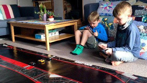 'Anki Drive' Races To Bring Life To Toys