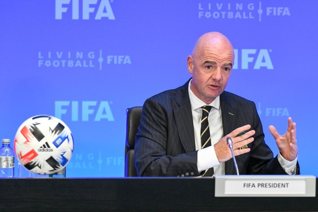 FIFA's Coffers Remain Immune To Coronavirus