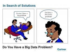 """Gartner's Big Data Definition Consists of Three Parts, Not to Be Confused with Three """"V""""s"""