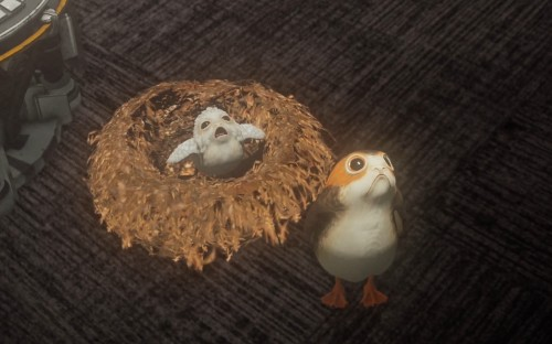 Magic Leap Brings Star Wars To Life With 'Project Porg'