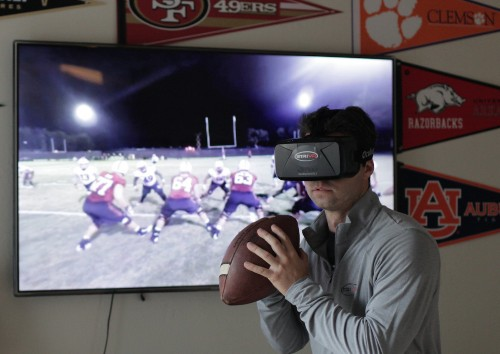The Next Medium: How Virtual Reality Could Become The Biggest Game Changer In Sports