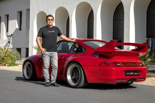 Would You Spend A Half-Million Dollars To Soup Up Your Porsche?