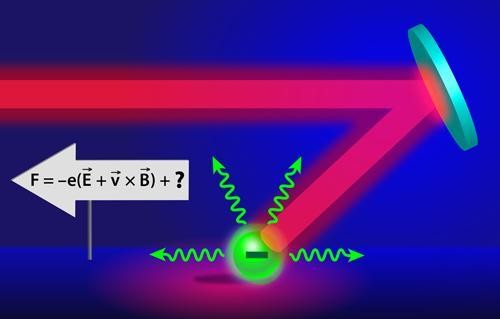 Scientists Prove That Light Can Stop Electrons