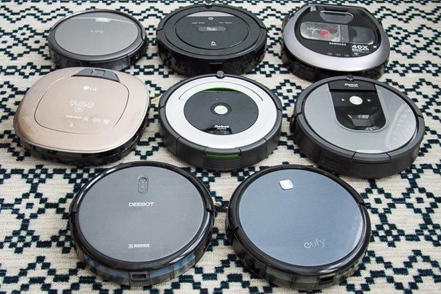 Wirecutter's Favorite Robot Vacuums
