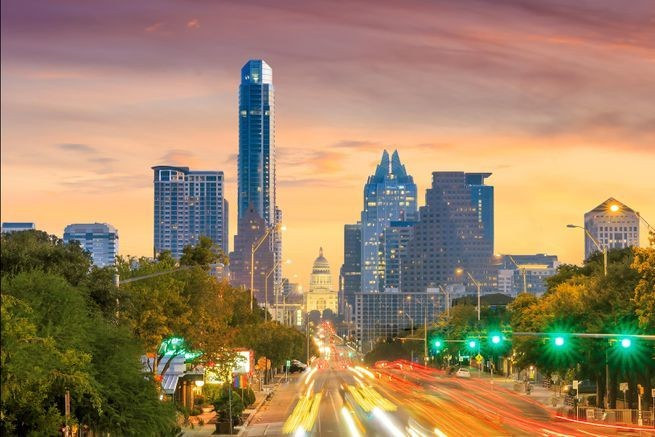 1. Texas