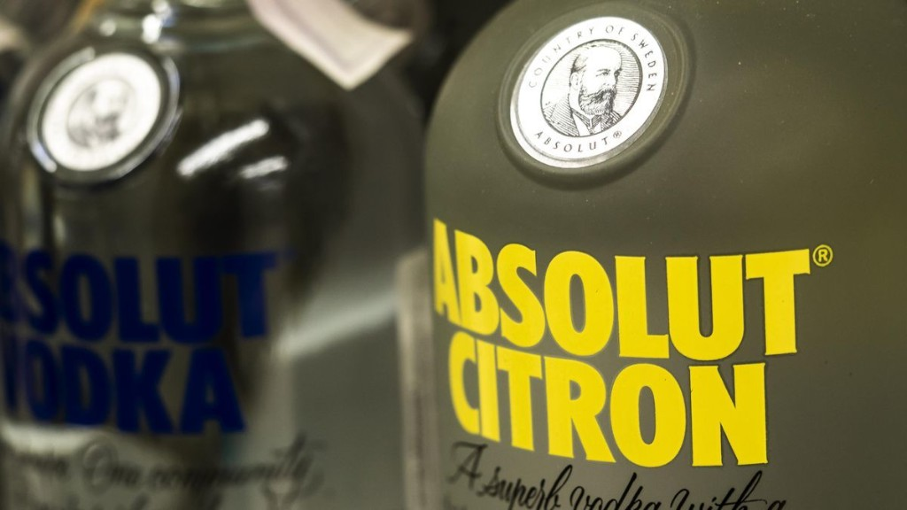 Your Favorite Bottle Of Gin And Vodka Is About To Become A Lot More Expensive