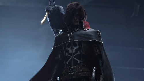 'Space Pirate Captain Harlock' Finally Receives A Western Domestic Release