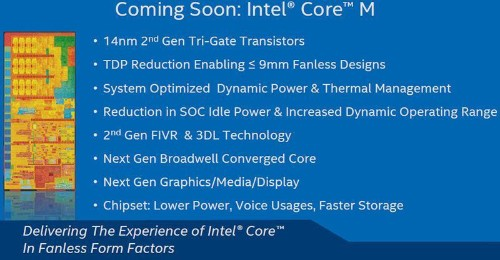 Intel Just Put Mobile Processor Competitors On Notice, Broadwell Is No Joke