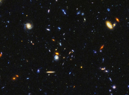 Hubble's Latest Jaw-Dropper Shows Where The Universe's Stars Come From