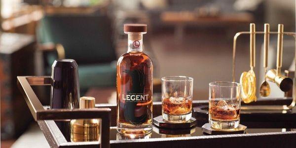 Jim Beam Announces Legent: A New Bourbon With A Japanese Accent