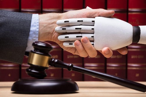 How AI And Machine Learning Are Transforming Law Firms And The Legal Sector