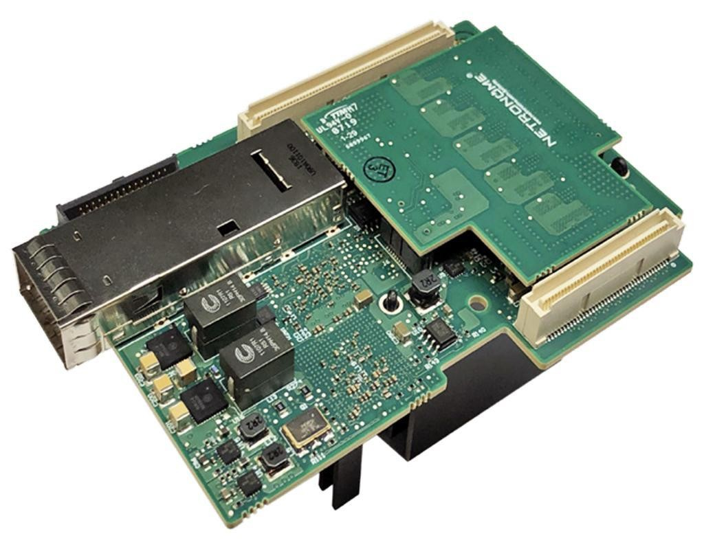 Netronome Boosts Hyperscale Network Performance With New 50GbE SmartNIC With Built-In Cryptography