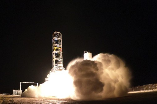 This Startup Is On Track To Launch Its First Rocket To Space This Fall