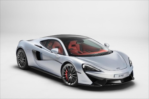 McLaren 570GT: McLaren Takes On Porsche 911 Turbo and Ferrari California T