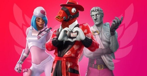 'Fortnite' Valentine's Event Update: Overtime Challenges, Weapon Nerfs, Downtime And More [UPDATED]