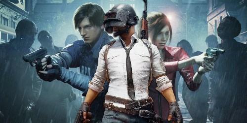 Now You Can Fight 'Resident Evil 2' Zombies In 'PUBG' Mobile