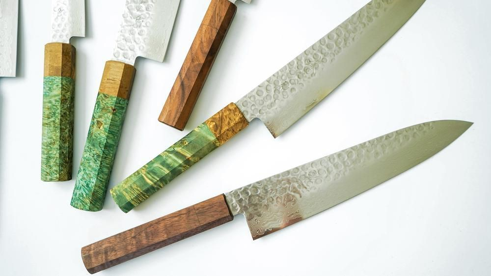 Inside Japana: A Women-Owned, Direct-To-Consumer Japanese Knife Company