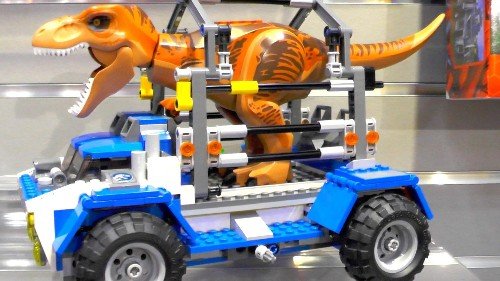 Video Run Down Of LEGO's 300 New Sets