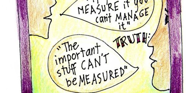 'If You Can't Measure It, You Can't Manage It' (False)