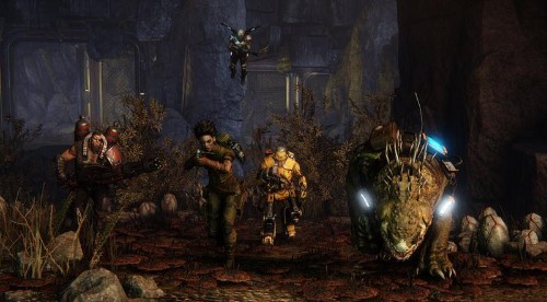 'Evolve' Only Has One Problem, But It's The Core Concept Of The Game