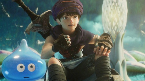 'Dragon Quest: Your Story' Is The First 3D CG Movie For The Franchise And It Looks Incredible