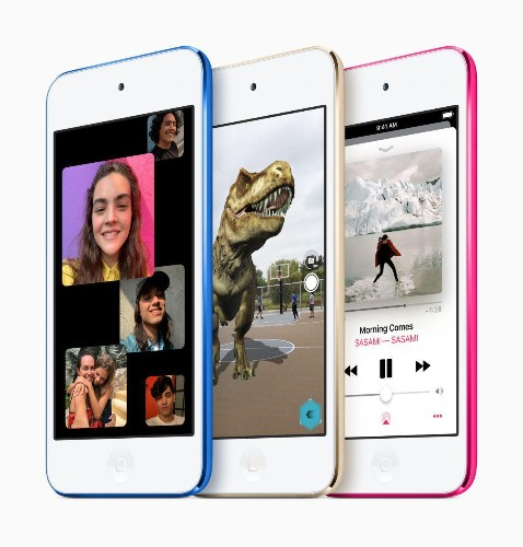 Apple's New iPod Touch: Fast And Affordable With A Headphone Jack