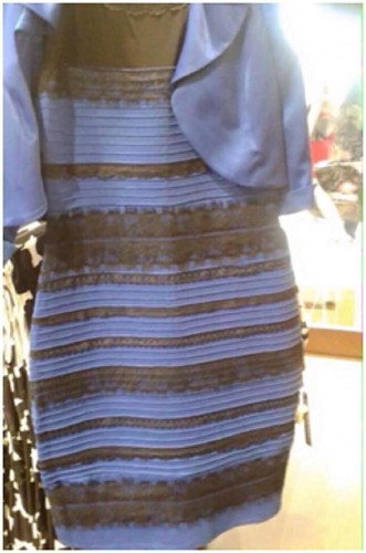 Rock Star Psychologist Steven Pinker Explains Why #TheDress Looked White, Not Blue
