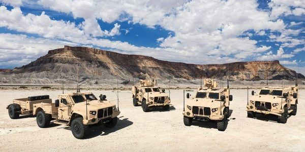 JLTV, Successor to Humvee, Tests U.S. Army's Ability To Stick With A Plan