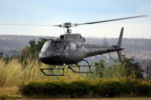 IRS Totes Guns, But Doesn't Use Helicopters--Yet