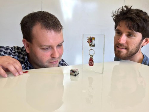 These Micro Robots Can Haul 2,000 Times Their Weight