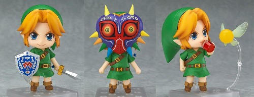 Link From 'Majora's Mask' Gets The Nendoroid Treatment