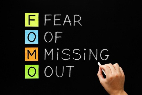 Is This A Cure For Stock Market FOMO (Fear Of Missing Out)?