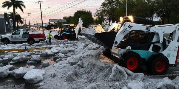 Why Caution Is Needed With Those Hail Pictures In Mexico
