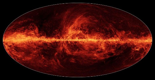 More Than Stars: The Milky Way's Dust Mapped In 3D For The First Time Ever