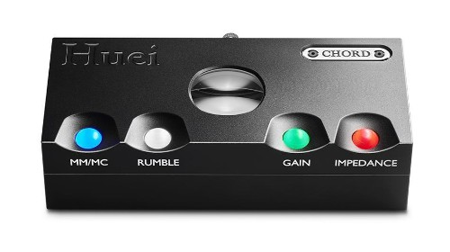 Chord Huei Distils Three Decades Of Amplifier Design And Engineering Into An All-New Phono Preamp