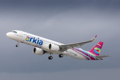 Arkia Airlines Of Israel First To Fly Long-Range Airbus A321LR