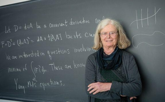 Karen Uhlenbeck Becomes First Woman To Win Abel Prize For Mathematics