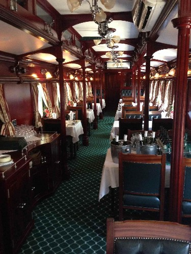 Lessons In Resilient Leadership From the World's Most Luxurious Train
