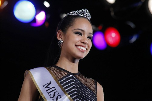 Congratulations To Ariana Miyamoto, The Japanese 'Hafu' Beauty Queen -- Towards A More Open Japan?