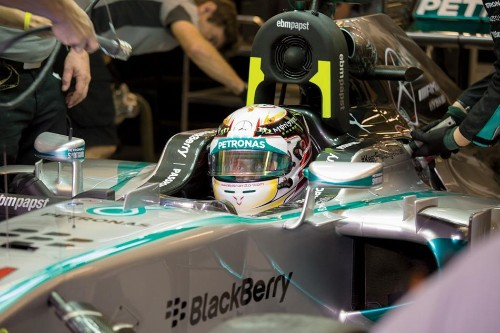 Formula for Number 1: Mercedes And Petronas Rise To The Top Of F1